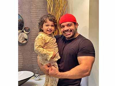 Gaurav Taneja with Rashbhari
