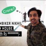 Price of Mumbiker Nikhil's new house in Mumbai 2020