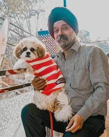 Jatt Prabhjot's father