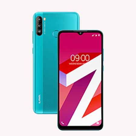 Lava Myz first customizable smartphone made in india