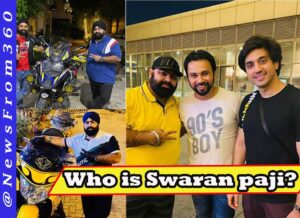 Who is Swaran Paji?
