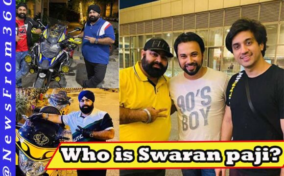 Who is Swaran Paji?