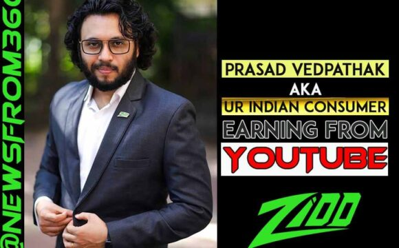 how much prasad vedpathak earn from youtube