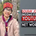 sourav joshi income from Youtube