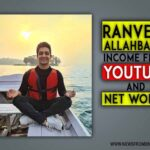 Ranveer Allahbadia net worth and income from Youtube