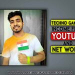 Techno Gamerz income from youtube and net worth