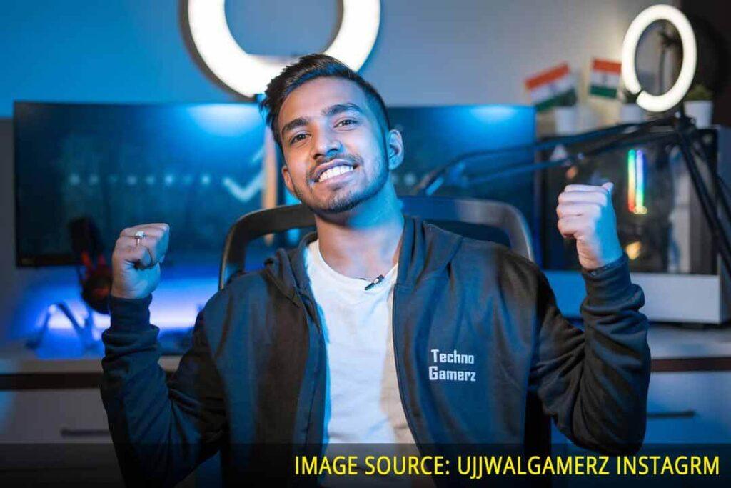 Techno gamerz (Ujjwal chaurasia)