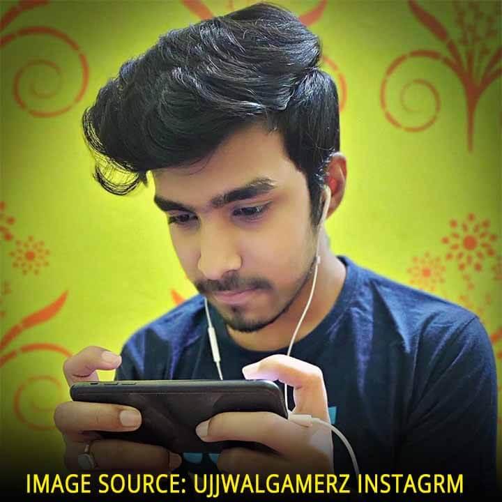 Ujjwal chaurasia (Techno Gamerz)