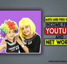 Aayu and Pihu income and net worth