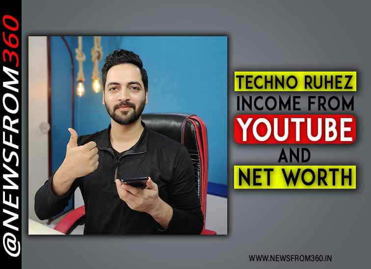 Techno Ruhez income and net worth