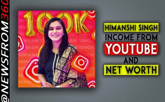 Himanshi Singh income from youtube