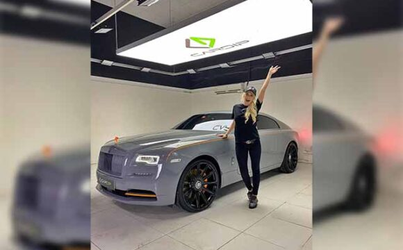Supercar blondie's income from youtube and net worth in 2021