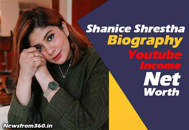 Shanice shrestha income from Youtube and net worth in 2021