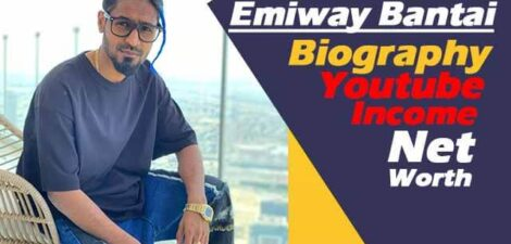 Emiway Bantai income from youtube and net worth in 2021